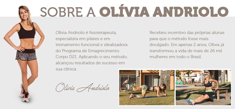 Corpo D21 - Olivia Andriolo