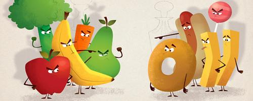 Guia Queima de Gordura Abdominal Comidas