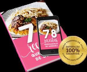 78 receitas queimadoras de gordura