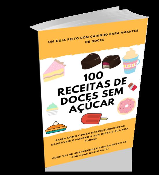 Resultado de imagem para 100 receitas de doces sem açúcar